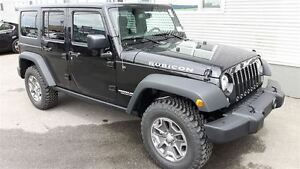 2017 Jeep WRANGLER UNLIMITED Rubicon +2 Toits, Hitch,Navigation+