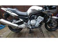 2004 Yamaha Fazer fzs1000 Exup