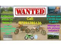 Wanted broken 80/85/125/144/150/250