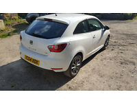 Seat Ibiza 1.2 TSI I-TECH SportCoupe 3dr. SAT NAV. RFL £30. SEAT FSH