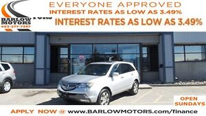 2009 Acura MDX Technology (APPLY NOW DRIVE NOW)