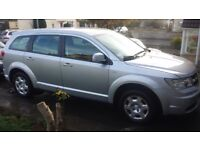 2009 DODGE JOURNEY 2.0 CRD SE 1 OWNER 7 SEATER MPV 50 MPG 6 SPEED MANY NEW PARTS LONG MOT