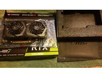 MSI GeForce RTX 2060 Super Gaming X 8GB GDDR6 Graphic Card