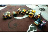 10 Talking JCB toys