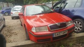 BREAKING SKODA OCTAVIA 2005 ONWARDS