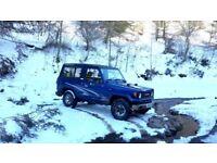 Toyota Land Cruiser BJ73 LHD