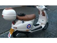 Vespa ET4 125cc Very good condition. Selling for good reason.