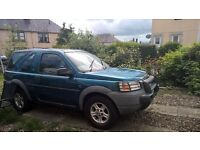 Landrover Freelander for spares or repairs