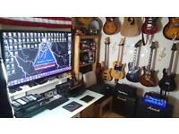 Guitar Tuition, Keyboard Tuition, Bass Tuition, Music Theory And Harmony Lessons