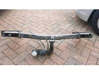 TOW BAR FITS NEW SHAPE VAUXHALL ASTRA HATCHBACK YEAR 2010 ONWARDS