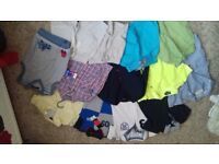 Bundle of 2-3 Boys Clothes. Next, M&S, George. All excellent condition some never worn with tags