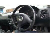 golf mk4 gti steering wheel