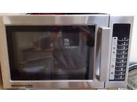 commercial microwave MENUMASTER