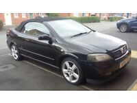 Astra convertible full MOT with service