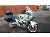 BMW R1100 RT - full service history