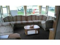CHEAP STATIC HOLIDAY PARK , NORTH WEST, OCEAN EDGE 5* PARK ,SEA VIEWS , PATH WAY TO THE LAKES