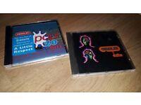 2 x Erasure CDs