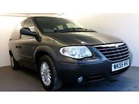 2005   Chrysler Grand Voyger   2.8 CRD LX   AUTOMATIC   3 MONTHS WARRANTY   7 SEATER   LEATHER