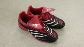 Mens Size 8 Adidas Traxion Astroturf Trainers