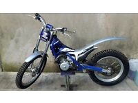 SCORPA TRIALS BIKE, 250cc yamaha 2 stroke, (beta, fantic, montesa, sherco)