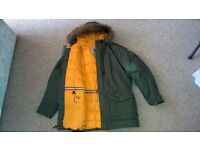 Timberland Down Parka Coat