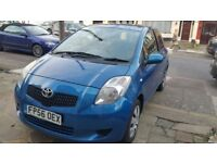 TOYOTA YARIS 2006 REG FOR QUICK SALE, H.P.I CLEAR