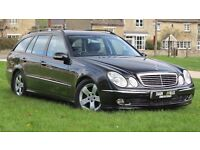 Mercedes E220 CDI auto Avantgarde estate.Full documented S/ history,excellent condition throughout.