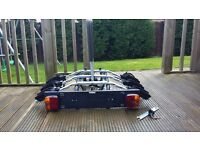 Thule Ride on 3-Bike Tow Ball Cycle Carrier - model 9403