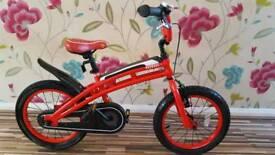 "Ferrari 16"" Boys Bike"