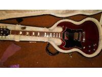 Gibson SG Standard (Left Hand, American)