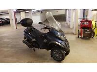 Piaggio mp3 - 400cc