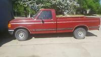 1986 f150 ..only 97000 km...price reduced