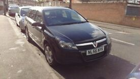 vauxhall astra 1.7 cdti diesel 2006 year perfect condition
