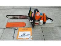 Stihl 024 av chainsaw