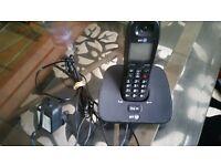 BT1000 Single Digital Cordless Phone