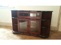 Solid Wood TV Stand **BARGAIN**