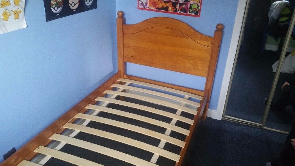 Single bed 190x90