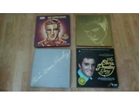 50 x elvis presley vinyl collection LP's colour vinyls / picture discs / box sets / cassettes