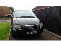 Chrysler Voyager Automatic, Diesel, Full Lather Interior, 2005 reg