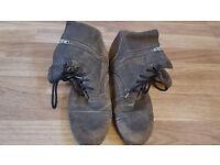 mens clothes and all saints boots