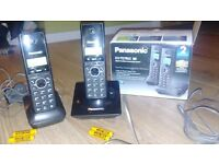 Digital cordless answering system