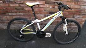 Ghost 24' kids mountain bike