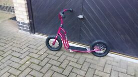 Child's Scooter - Pink - Stomp Scootee