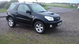 2005 Toyota Rav4 XT3 D-4D good condition with service history