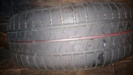 brand new firestone tubeless car tyre size 195/55