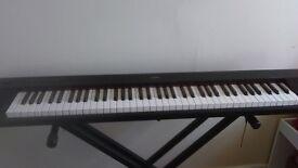 76 Key Yamaha Piaggero NP-31 Keyboard