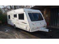 Elddis Odyssey 544 -2009 Caravan