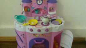 Fairytail princess kitchen