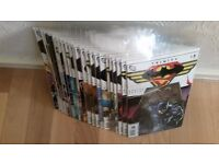 TRINITY (BATMAN, SUPERMAN & WONDER WOMAN #1 - #50 NM to Mint Condition £1.50 Each *Free P&P* to UK