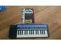 Yamaha Portasound PSS-9 Music Keyboard